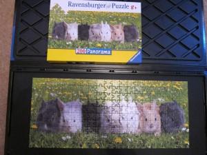 ravensburger bunnies puzzle