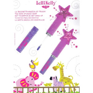 lelli kelly wand make up shoes