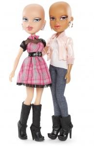bald cancer dolls