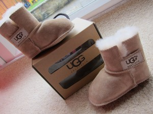 809f6f1b576 ... these are sure to keep babies toes toasty warm this winter! Why not  treat a special baby in your life to some official UGG's! You can buy Erin  UGG boots ...