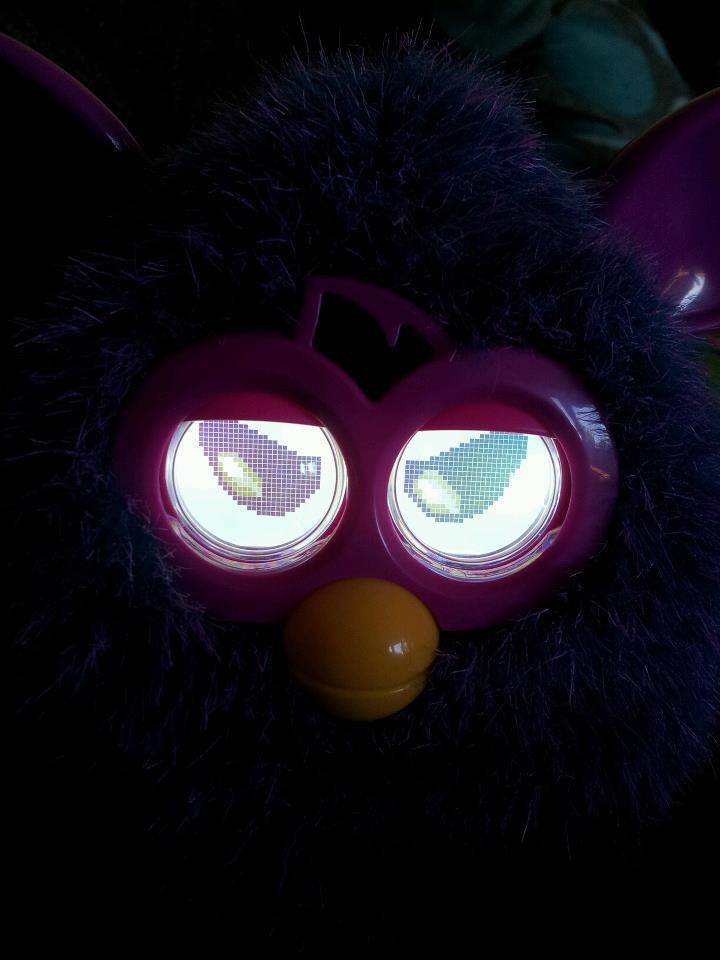 Furby Eyes