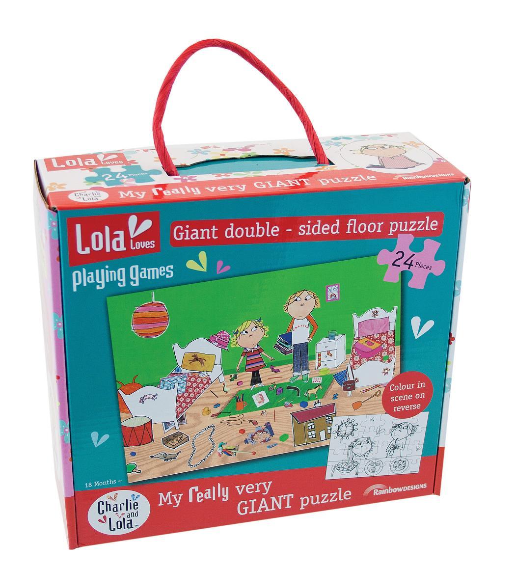 CL1187 C&L Floor Puzzle box lr