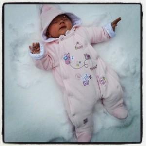 emma snow baby