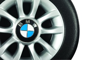 BMW pushchair wheel buggy