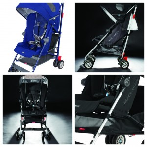 bmw maclaren pushchair picture