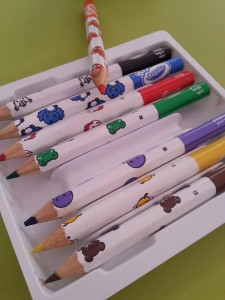 crayola my first pencils