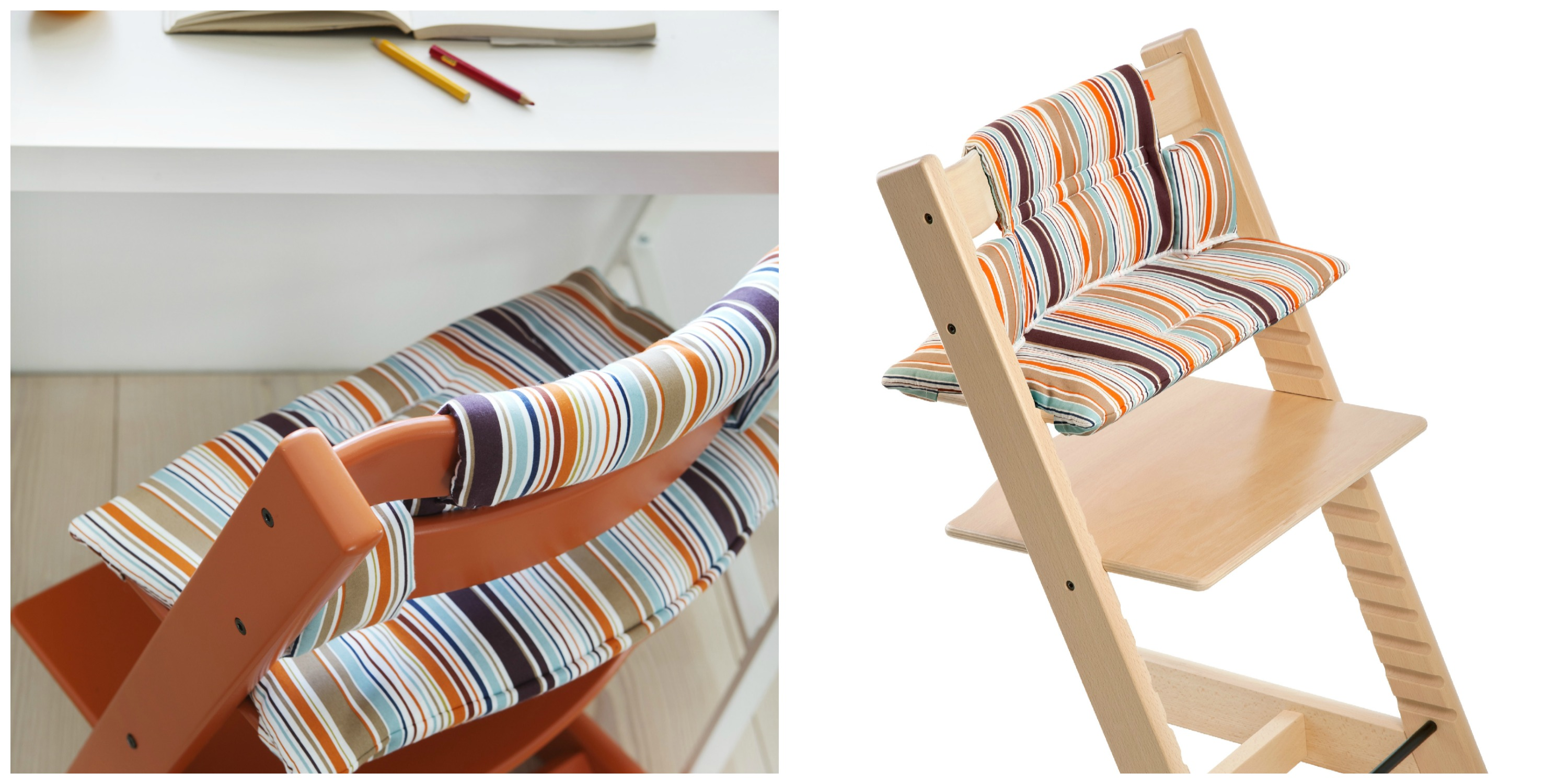 NEW Stokke Tripp Trapp colours and cushions released