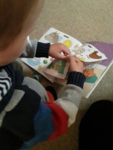 crayola sticker book