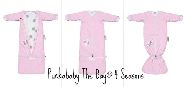 goedkope prijs beste authentiek geweldige aanbiedingen Puckababy The Bag® Four Seasons Review   Blog by Baby