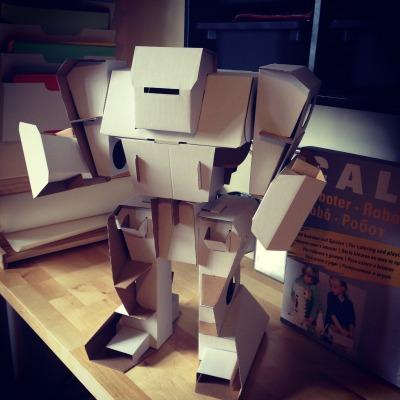 built_calafant_robot