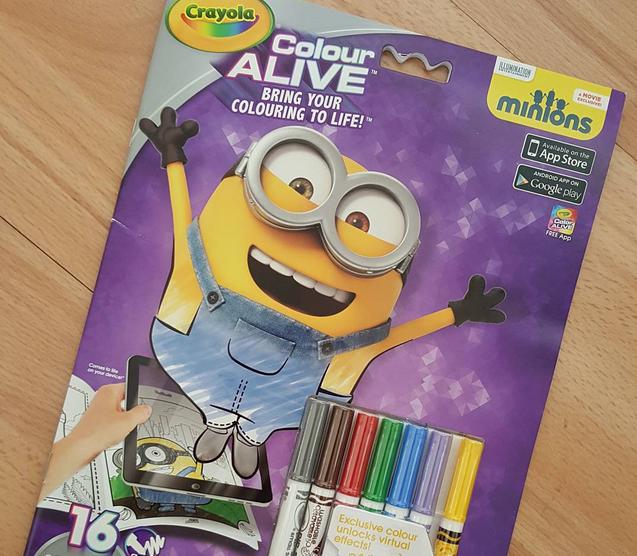 Amazoncom Crayola Color Alive Easy Animation Studio