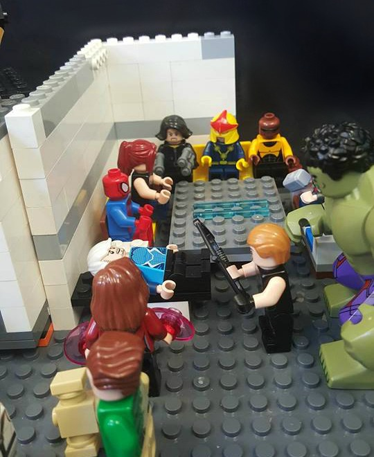 iron man meeting