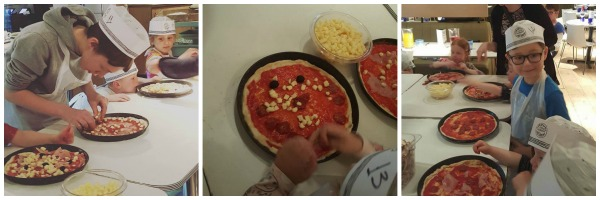 Pizza Express Kids Party Review Blog By Baby