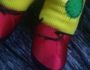 mr tumble  shoes