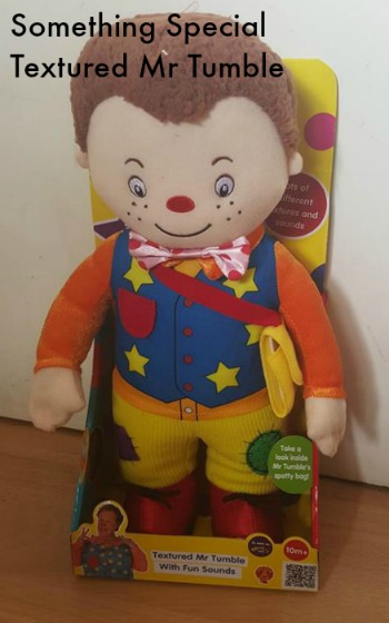 mr tumble textures toy review