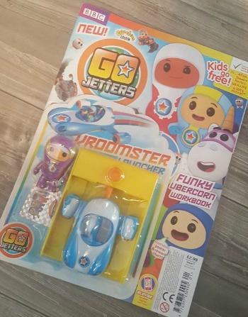 go jetters magazine review