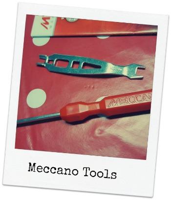 meccano tools