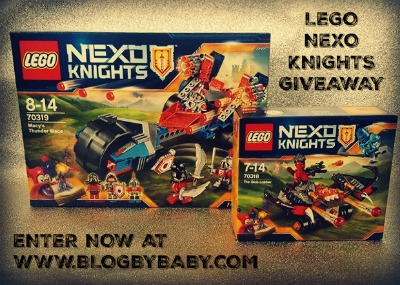 nexo knights giveaway
