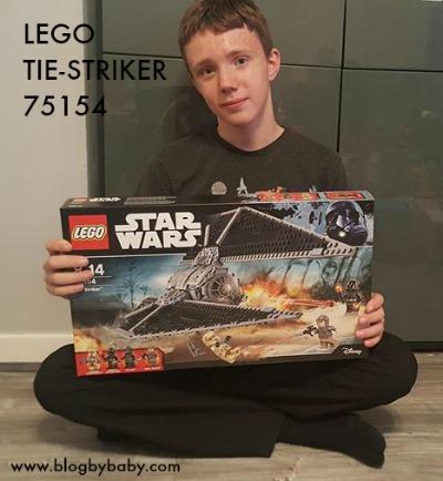 lego tie striker instructions