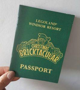 legoland christmas passport