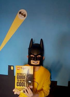 batman guide to cool