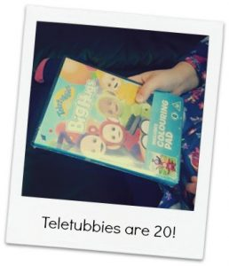 teletubbies big hug dvd