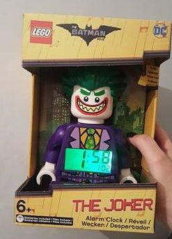 the joker clock