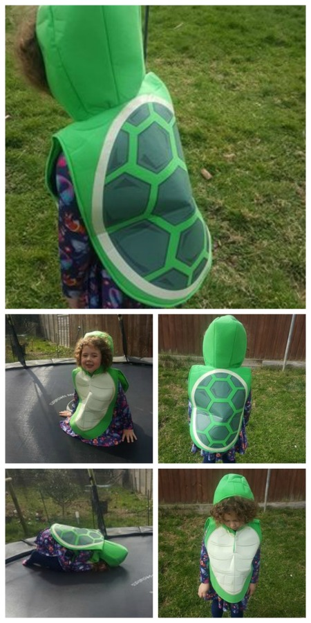 tortoise tabard dressing up outfit