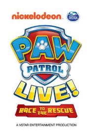 PAW PATROL LVE