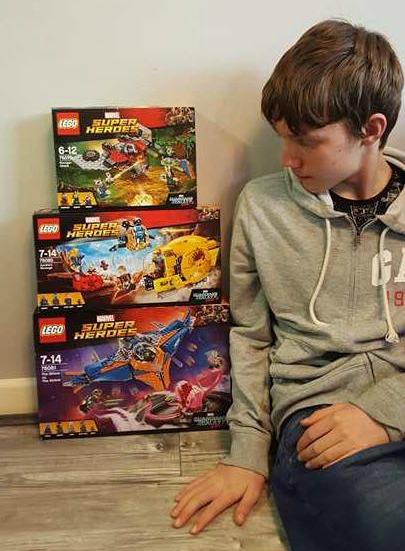 lego guardians of galaxy 2 lego sets