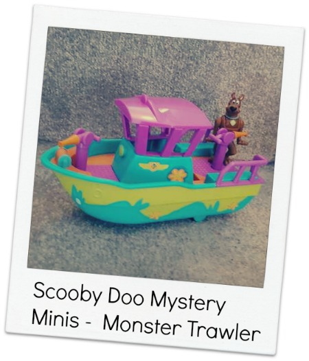 scooby doo monster trawler