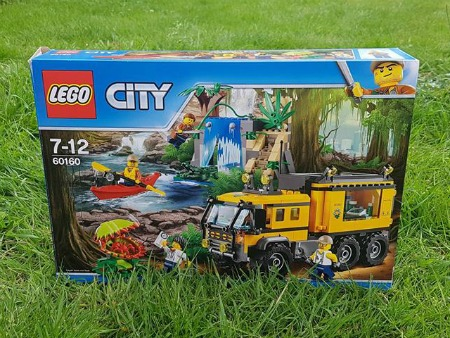 Go Exploring with LEGO City Jungle Mobile Lab…   Blog by Baby