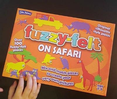 Classic Fuzzy Felt – Still Fun? | Blog by Baby