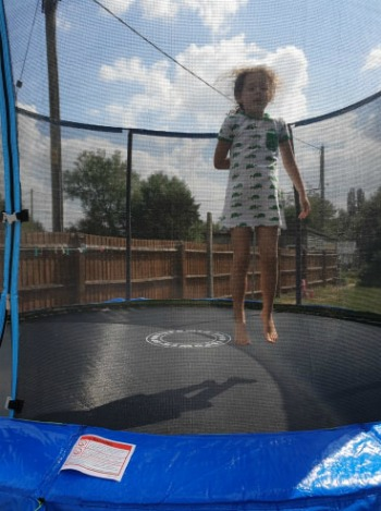 Sportspower 14ft Trampoline Blog By Baby
