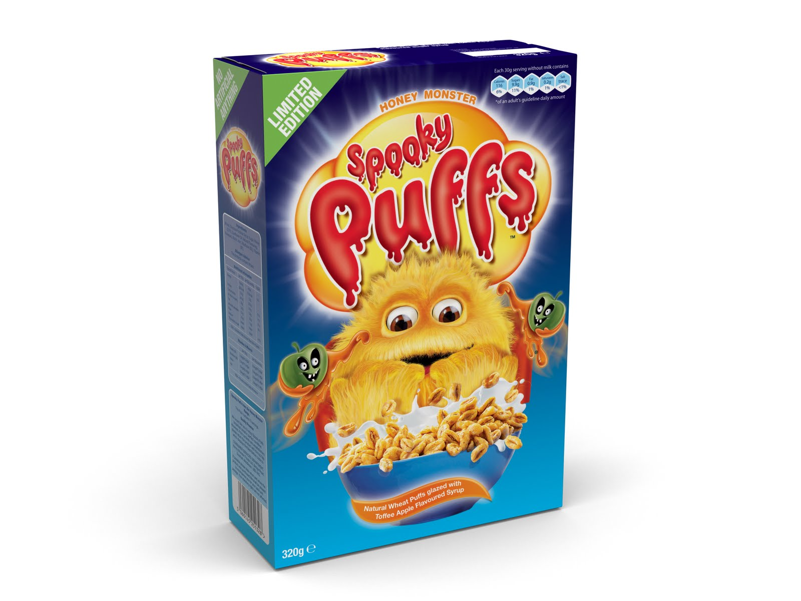 Sugar Puffs or Spooky Puffs? | Blog by Baby