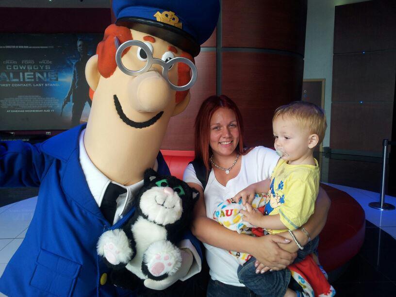 Happy 30th Birthday Postman Pat Blog By Baby